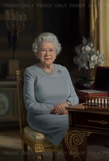 Sales: HM Queen Portrait, Leaving Gifts and More.
