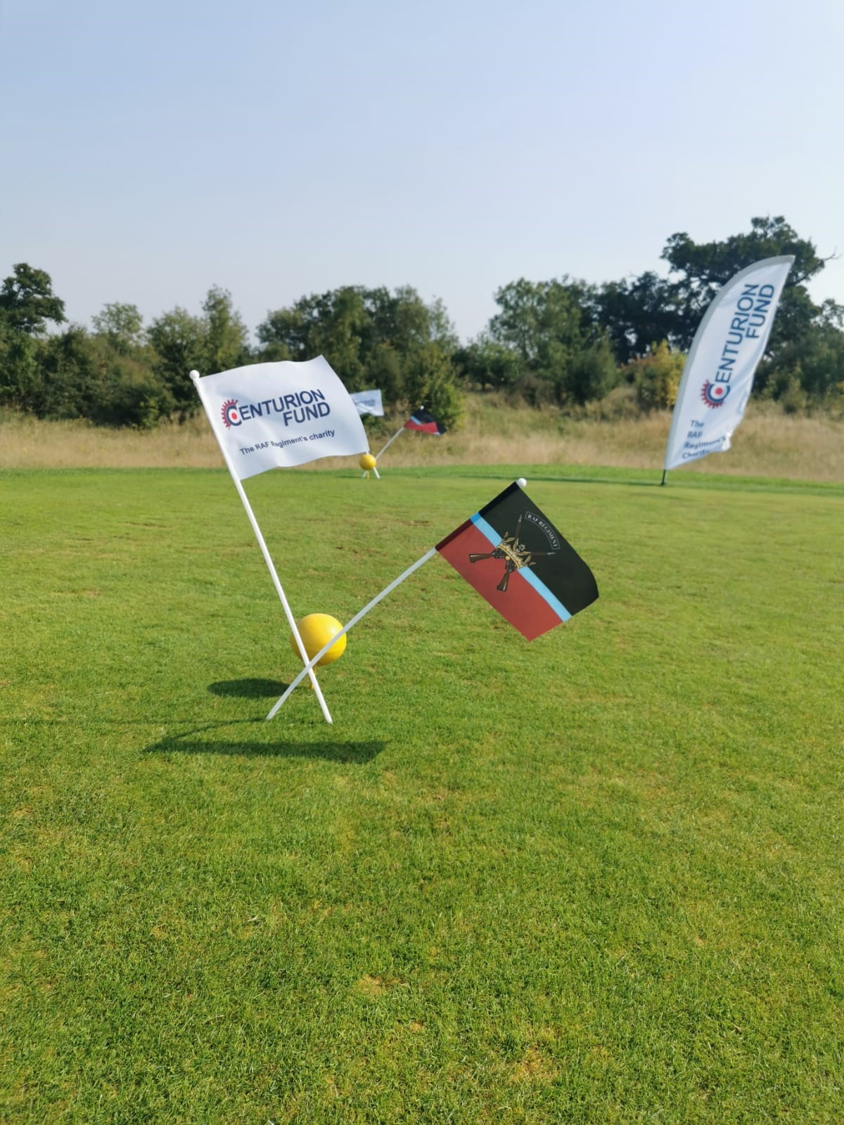 RAF Regt Golf Championships