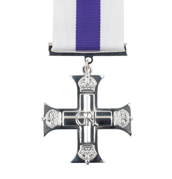 Cpl Hayden's Military Cross