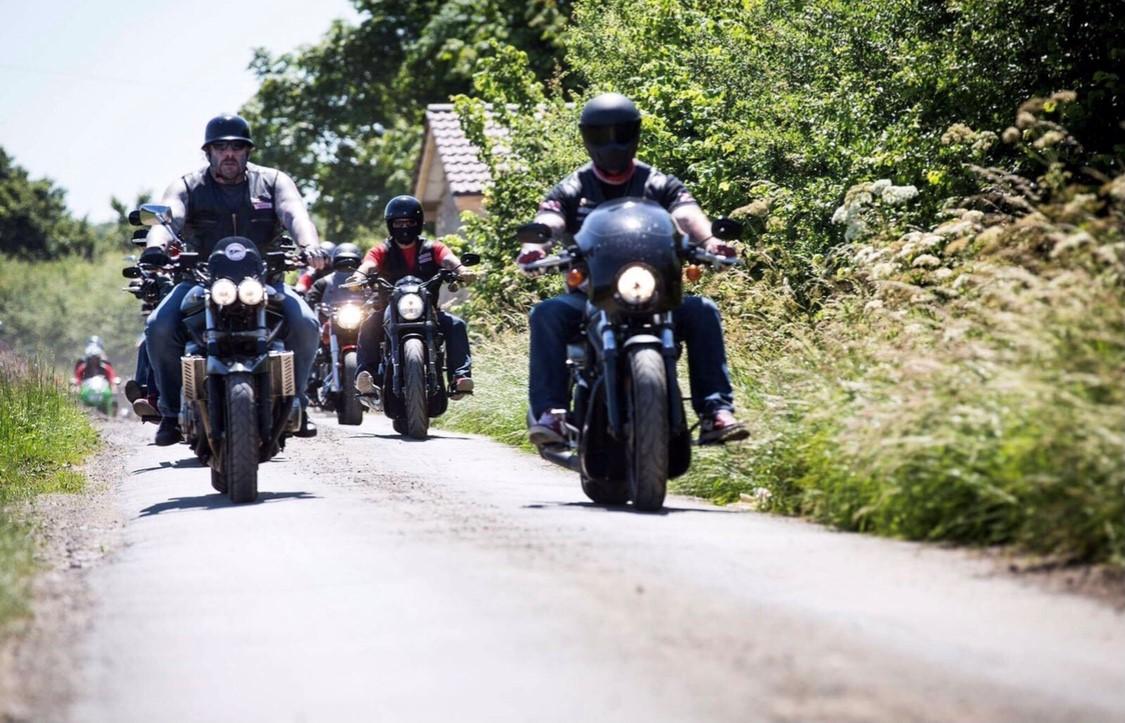 Motorbike Charity Run